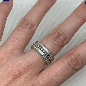 Pandora chunky ring